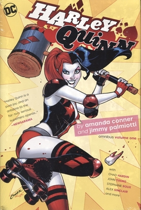 Picture of HARLEY QUINN BY CONNER & PALMIOTTI OMNIBUS HC VOL 1