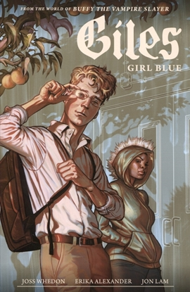 Picture of BTVS SEASON 11 GILES GIRL BLUE TP VOL 01 (C: 0-1-2)