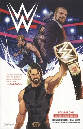 Picture of WWE ONGOING TP VOL 01
