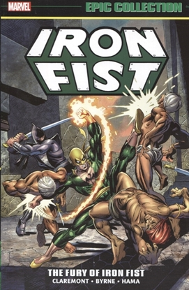 Picture of IRON FIST EPIC COLLECTION TP FURY OF IRON FIST NEW PTG