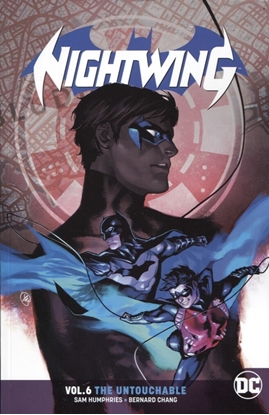 Picture of NIGHTWING TP VOL 06 THE UNTOUCHABLE