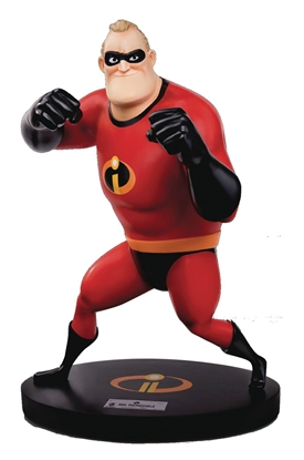 Picture of THE INCREDIBLES MC-007 MR. INCREDIBLE PX 1/4 SCALE STATUE (N