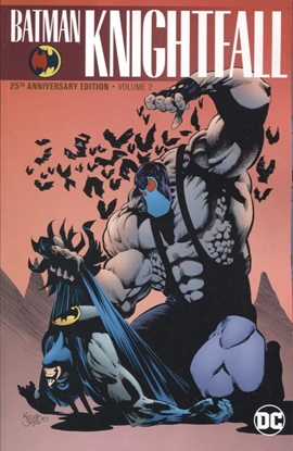 Picture of BATMAN KNIGHTFALL TP VOL 02 25TH ANNIVERSARY ED