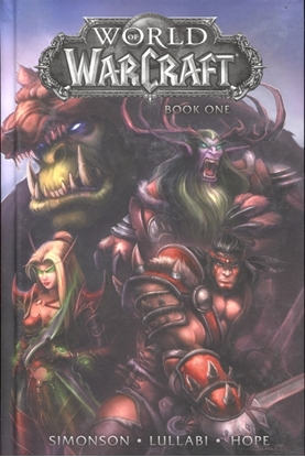 Picture of WORLD OF WARCRAFT HC GN BOOK 01