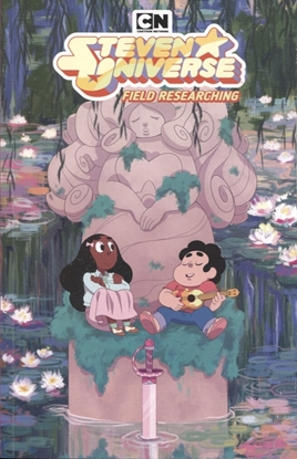 Picture of STEVEN UNIVERSE ONGOING TP VOL 03 FIELD RESEARCHING (C: 1-1-