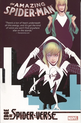 Picture of AMAZING SPIDER-MAN EDGE OF SPIDER-VERSE TP