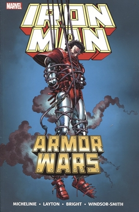 Picture of IRON MAN ARMOR WARS TPB NEW PRINTING