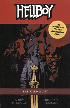 Picture of HELLBOY WILD HUNT TP 2ND ED