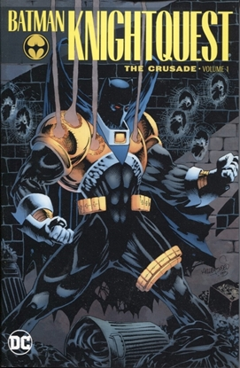 Picture of BATMAN KNIGHTQUEST TP VOL 01 THE CRUSADE