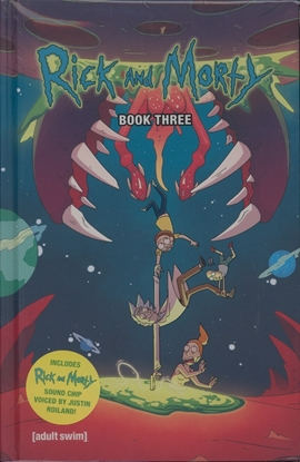 Picture of RICK AND MORTY HC BOOK 03