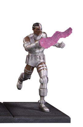 Picture of TEEN TITANS CYBORG MULTI PART STATUE