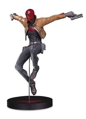 Picture of DC DESIGNER SER RED HOOD BY KENNETH ROCAFORT STATUE