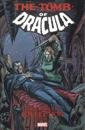 Picture of TOMB OF DRACULA COMPLETE COLLECTION TPB VOL 2