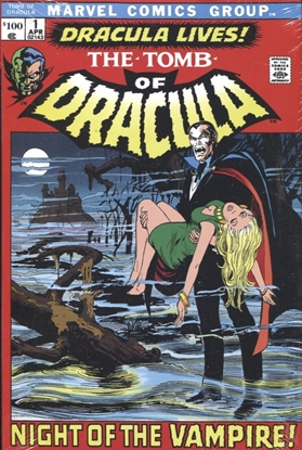 Picture of TOMB OF DRACULA OMNIBUS HC NEW PTG VOL 01