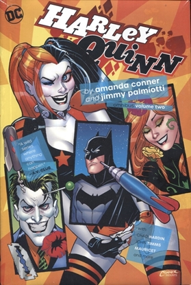 Picture of HARLEY QUINN BY CONNER & PALMIOTTI OMNIBUS HC VOL 2