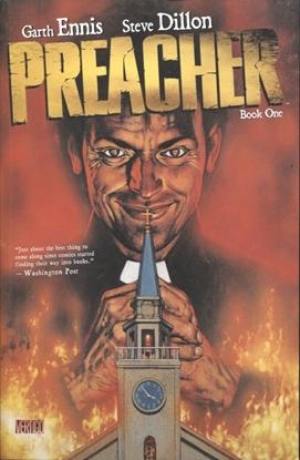 Picture of PREACHER TP BOOK 01