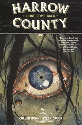 Picture of HARROW COUNTY TP VOL 08 DONE COME BACK (C: 0-1-2)