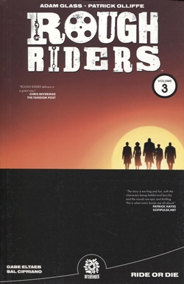 Picture of ROUGH RIDERS TP VOL 03 RIDE OR DIE