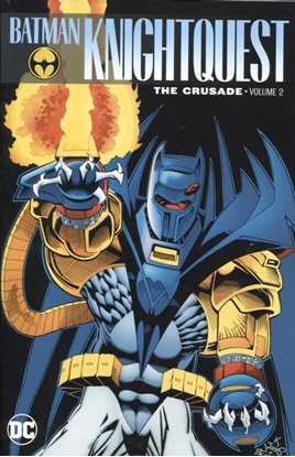Picture of BATMAN KNIGHTQUEST THE CRUSADE TP VOL 02