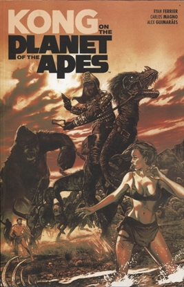 Picture of KONG ON PLANET OF APES TP (C: 0-1-2)