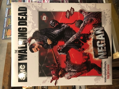 Picture of WALKING DEAD NEGAN LTD ED STATUE