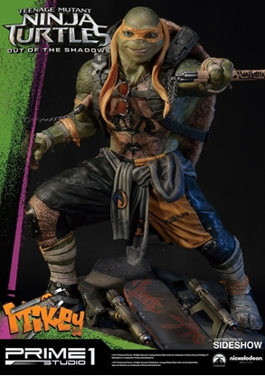 Picture of Prime 1 TMNT Michelangelo