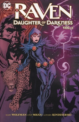 Picture of RAVEN DAUGHTER OF DARKNESS TP VOL 01
