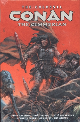 Picture of COLOSSAL CONAN THE CIMMERIAN HC (C: 0-1-2)