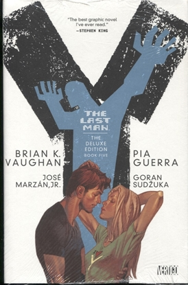 Picture of Y THE LAST MAN DELUXE EDITION HC VOL 05