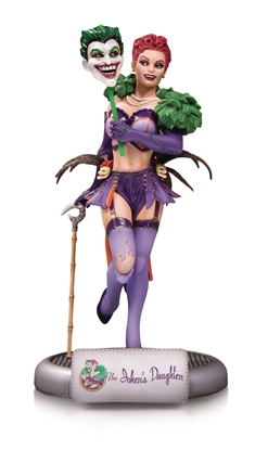 Picture of DC COMICS BOMBSHELLS JOKERS DAUGHTER STATUE