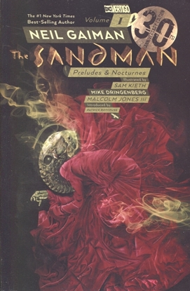 Picture of SANDMAN TPB VOL 1 PRELUDES & NOCTURNES 30TH ANNIV ED