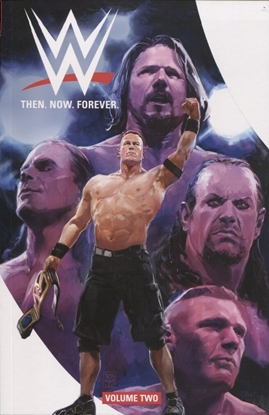 Picture of WWE THEN NOW FOREVER TP VOL 02 (C: 0-1-2)