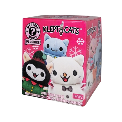 Picture of FUNKO MYSTERY MINI: KLEPTOCATS PLUSHIE