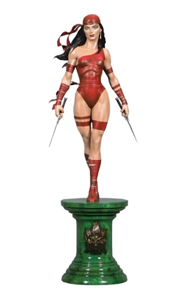 Picture of MARVEL PREMIERE ELEKTRA STATUE