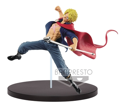 Picture of ONE PIECE WORLD FIG COLOSSEUM IN CHINA SABO FIG (C: 1-1-2)