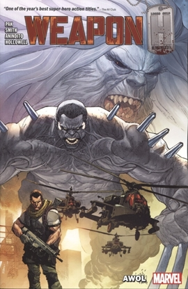 Picture of WEAPON H TPB VOL 1 AWOL