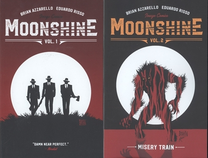 Picture of MOONSHINE VOL 1 & 2 TPB SET