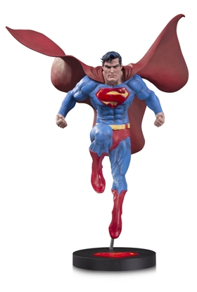 Picture of DC DESIGNER SERIES SUPERMAN BY JIM LEE STATUE