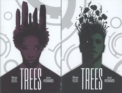 Picture of TREES VOL 1 2 TPB SET