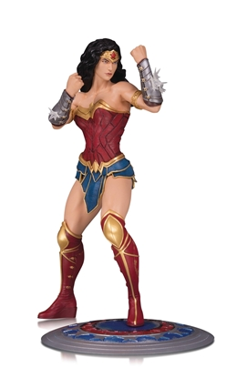 Picture of DC CORE WONDER WOMAN PVC STATUE