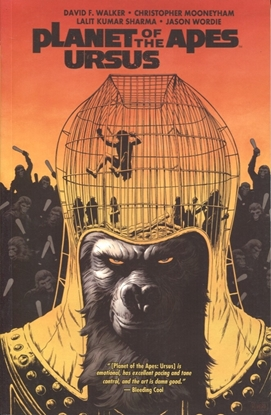 Picture of PLANET OF THE APES URSUS TP (C: 0-1-2)