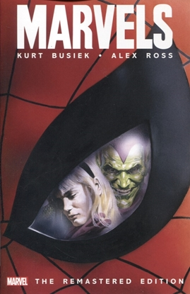 Picture of MARVELS TPB REMASTERED EDITION