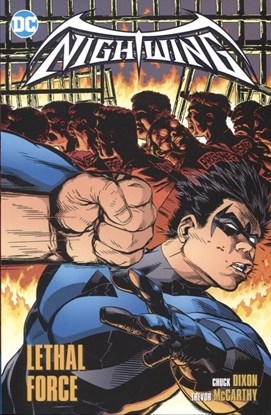 Picture of NIGHTWING TP VOL 08 LETHAL FORCE