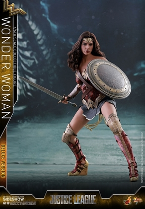 Picture of HOT TOYS Wonder Woman Deluxe Version 1:6 SCALE FIGURE