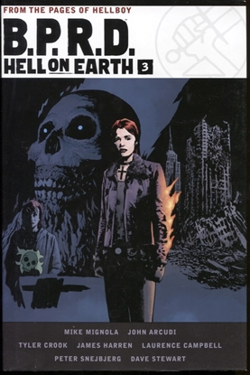 Picture of BPRD HELL ON EARTH HC VOL 03
