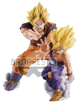 Picture of DBZ VS EXISTENCE GOKU & GOHAN FIG (C: 1-1-2)