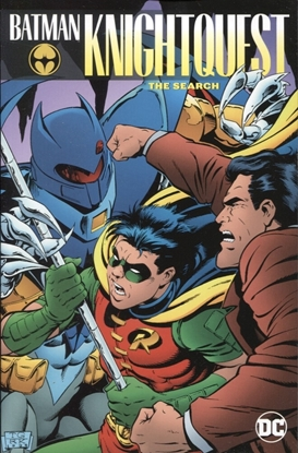 Picture of BATMAN KNIGHTQUEST THE SEARCH TP