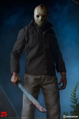 Picture of JASON VOORHEES SIDESHOW SIXTH SCALE 1/6TH SCALE FIGURE STATUE
