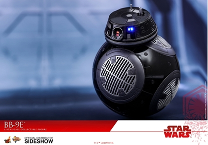 Picture of SIDESHOW HOT TOYS BB-9E STAR WARS THE LAST JEDI EP VIII