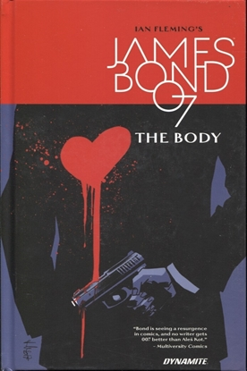 Picture of JAMES BOND THE BODY HC